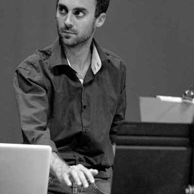 Julien Guillamat - credit Franck Bigotte