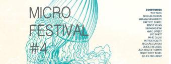 COMMUNIQUE DE PRESSE MICRO FESTIVAL #4