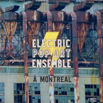 Nouvel Album d'EPAE : à Montréal