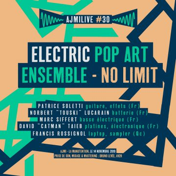 Electric Pop Art Ensemble